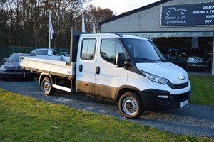 Iveco Daily Dubbele Cabine 21000 euro excl. BTW