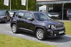 Jeep Renegade 1.3 DDCT Automaat